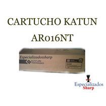 Cartucho Ar5220 Katun Ar-016nt Toner Chip Nuevo Sharp