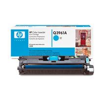 Toner Q3961a Hp 122a Cyan Para Laserjet 2550, 2820 Y 2840