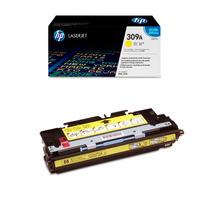 Toner Hp 309a Amarillo Q2672a Para Laserjet 3500 Y 3550