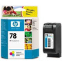 Tinta Original Hp 78 Tricolor C6578a Photosmart 1215 *lq