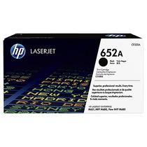 Hewlett Packard - Hp 652a Black Laserjet Toner Cartridge