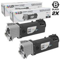 Ld © Compatible Xerox 106r01597 Juego De 2 Yield Black Car