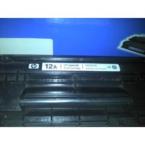 Cartucho Remanufacturado Toner Q2612a 12a