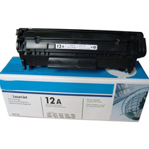Toner Compatible Nuevo Hp 12a Q2612a Excelente Calidad Fdp