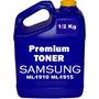 1/2 Kg De Toner Samsung Ml-1910 Ml-1915 Reset Gratis