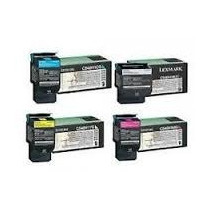 Toner Vacio Lexmark C540 C540h1kg C540h1mg C540h1cg C540h1yg