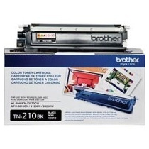 Toner Color Negro Brother Para Impresora A Color Tn210bk