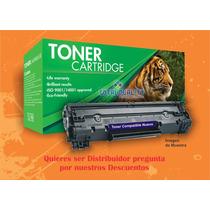 Toner Hp 85a 78a 36a 35a P1005 1102w Compatible Nuevo