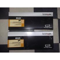 Toner Lexmark 60f4x00 604x Original Mx510 Mx511 Mx610 Mx611
