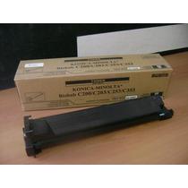 Toner Bizhub C200 C203 C253 C353 Compatible Konica Negro