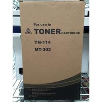 Toner Compatible Konica Minolta Tn-114 / Mt-302