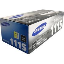 Toner Samsung 111 Negro Mlt-d111s Original ( D111s ) 111s