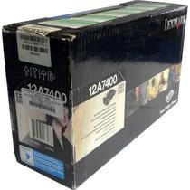 Toner Lexmark 12a7400 Original 3,000 Pags P/ E321 E323 Negro
