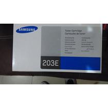 Toner Samsung 203e Ultimos Aprovecha