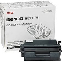Toner Okidata B6100 Negro 15000 Impresiones No. 52113701