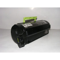 Cartucho Re Manufacturado Lexmark Mx310/410/511 De 10,000 K