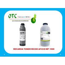 Recarga Toner Ricoh Aficio Mp 1500