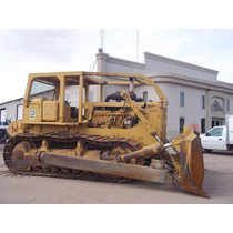 Topador Frontal D8k Caterpillar Bulldozer Con Winch