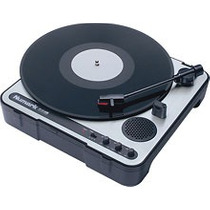 Ion Audio - Profile Lp Tornamesas De Dj Usb - Negro