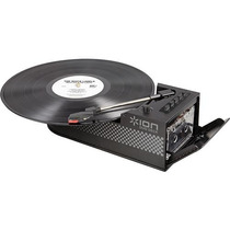 Tornamesa Ion Audio Para Conversion Digital