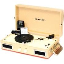Crosley - Cr40 Tornamesa Para Discos