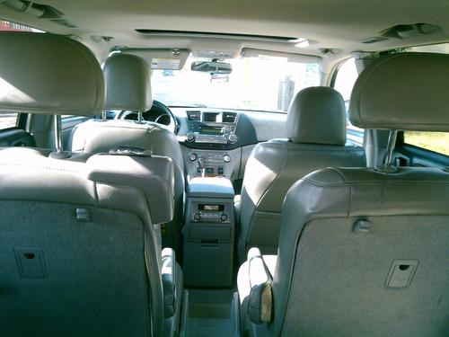 Toyota Highlander 2010 Piel !!!!!!
