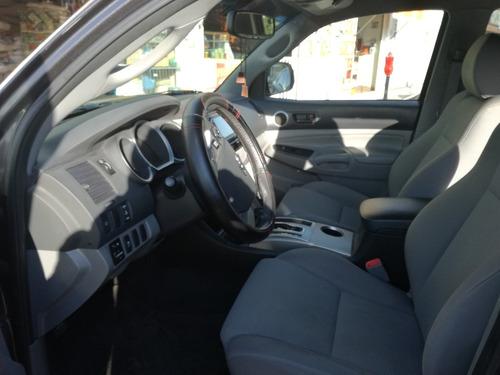 Toyota Tacoma 4p Tdr Sport V6/4.0 4x2 Aut.