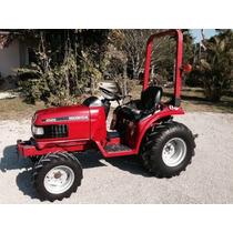 Honda H6522 Diesel 4x4 Tractor 1999
