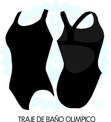Traje De Baño Mujer Nuevo:Traje De Baño Completo Olimpico – $ 29900 en MercadoLibre