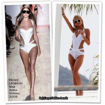 Herve Leger Max Azria Trajes De Baño Bikini Envio Gratis
