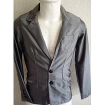 Saco Blazer Casual Stretch Moda Casual Vestir