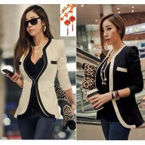 Moda Japones Oriental Saco Blazer Chaleco Oficin Env. Gratis