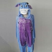 Disfraz/traje Burro Higor Para Adultos Winnie Pooh Tallas