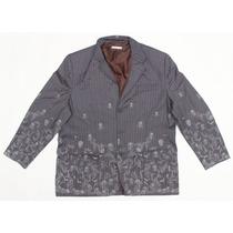Blazer - Jacket Marc Ecko 3xl Talla Extra Xxxl Big Mens