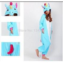 Pijama Unicornio Mameluco Onesie Kigurumi Disfraz