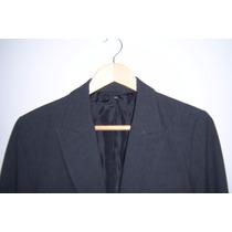 Traje Zara Para Dama De Pantalón Y Saco T- 40 Gris