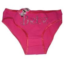 Bikinis, Calzones Set De 3 Pzas Para Dama Unitalla Colores.