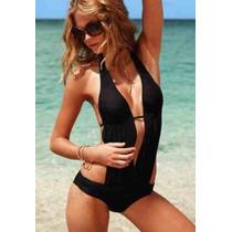 Bikini Monokini Traje De Baño Moda Importada Asiática