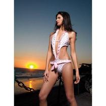 Leg Avenue Traje De Baño Monokini Sexy Atrevido