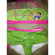Bikini Princesas Talla6años