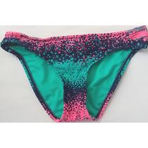 Bikini 1 Pieza Color Negro-verde Stilo Ts10