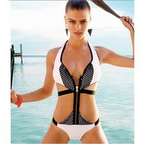 Bikinis High Waist A La Cintura Monokinis Trikinis Importado