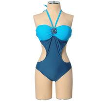 Traje De Baño Completo Para Mujer, Bikini ,monokini Push Up.