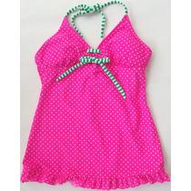 Bikini 1 Pieza Color Rosa Stilo Txs3