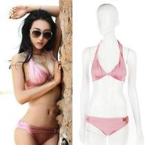 Lindo Bikini Palo De Rosa Entrega Inmediata!!!