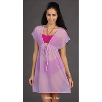 Pareo Unitalla Tipo Vestido - Marina West Ns009 Lilac
