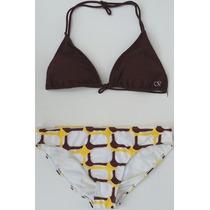 Bikini 2 Piezas Color Cafe Tl2