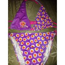 Bikini De Niña Marca Rosita Fresita ,talla8años