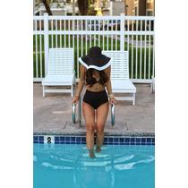 Spanx Bottom Para Bikini Cintura Alta Reductor Sz 16