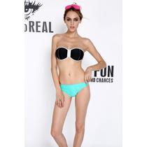 Traje De Baño Bikini Moda 2016